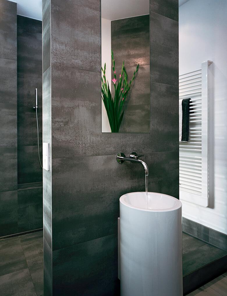 Individuelle Badezimmergestaltung